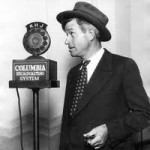 Will Rogers radio broadcast