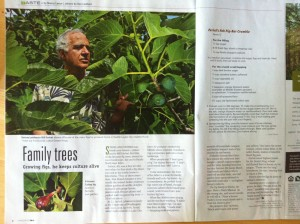 Bill Farhat profiled in The Seattle Times Pacific Northwest Magazine