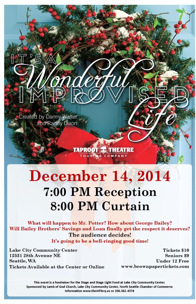 Poster It's a wonderful life FINAL