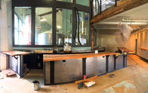 The tasting room. (LCL photo)